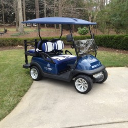 TriMark Digital Street Legal Golf Cart