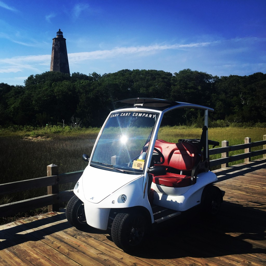 Garia Luxury Golf Car 2+2