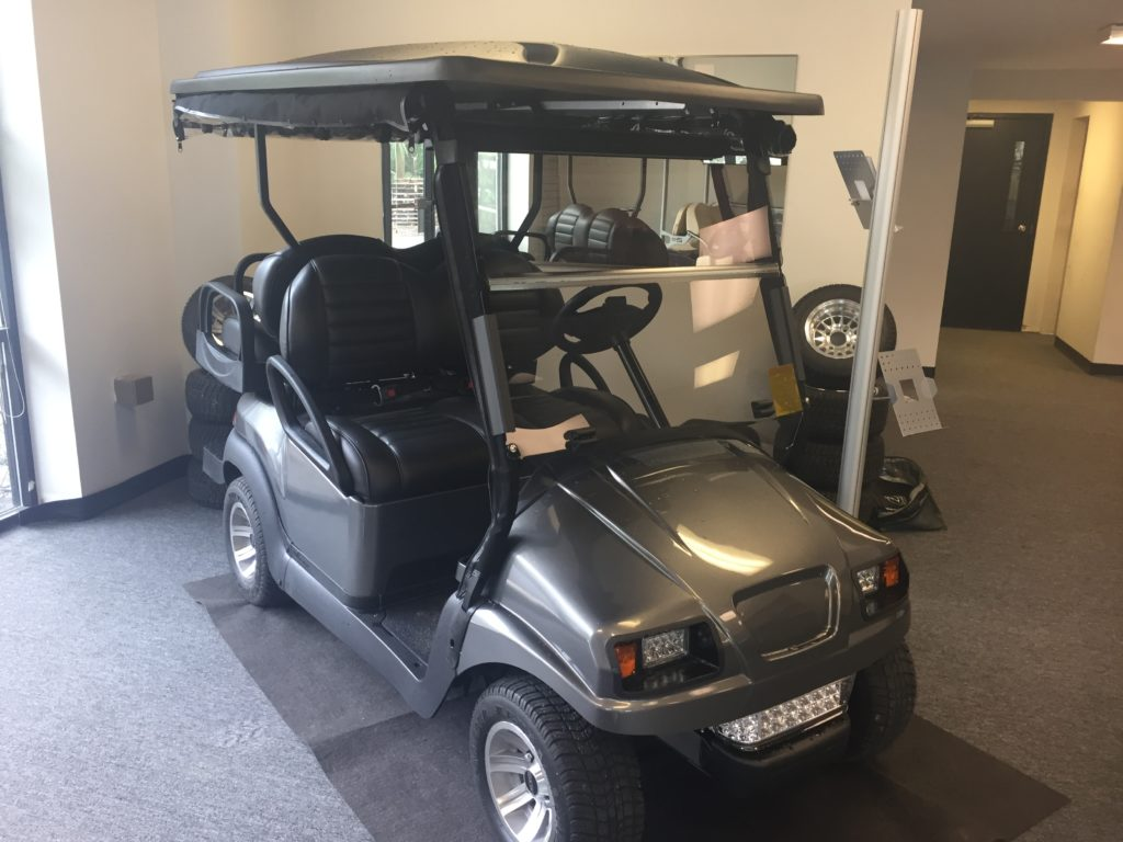 Graphite Club Car Precedent