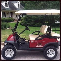 Company Golf Cart