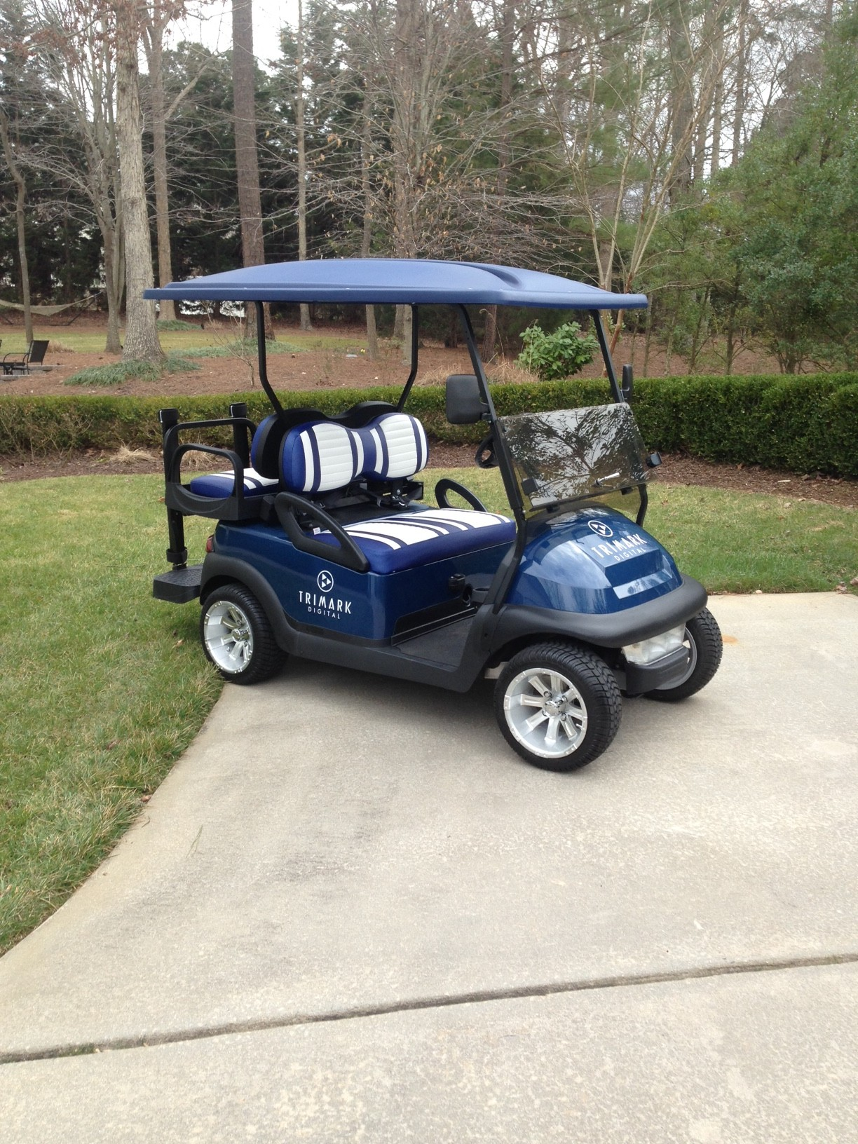 Commercial Golf Cart Gallery - Street Legal Carts | Cary ...