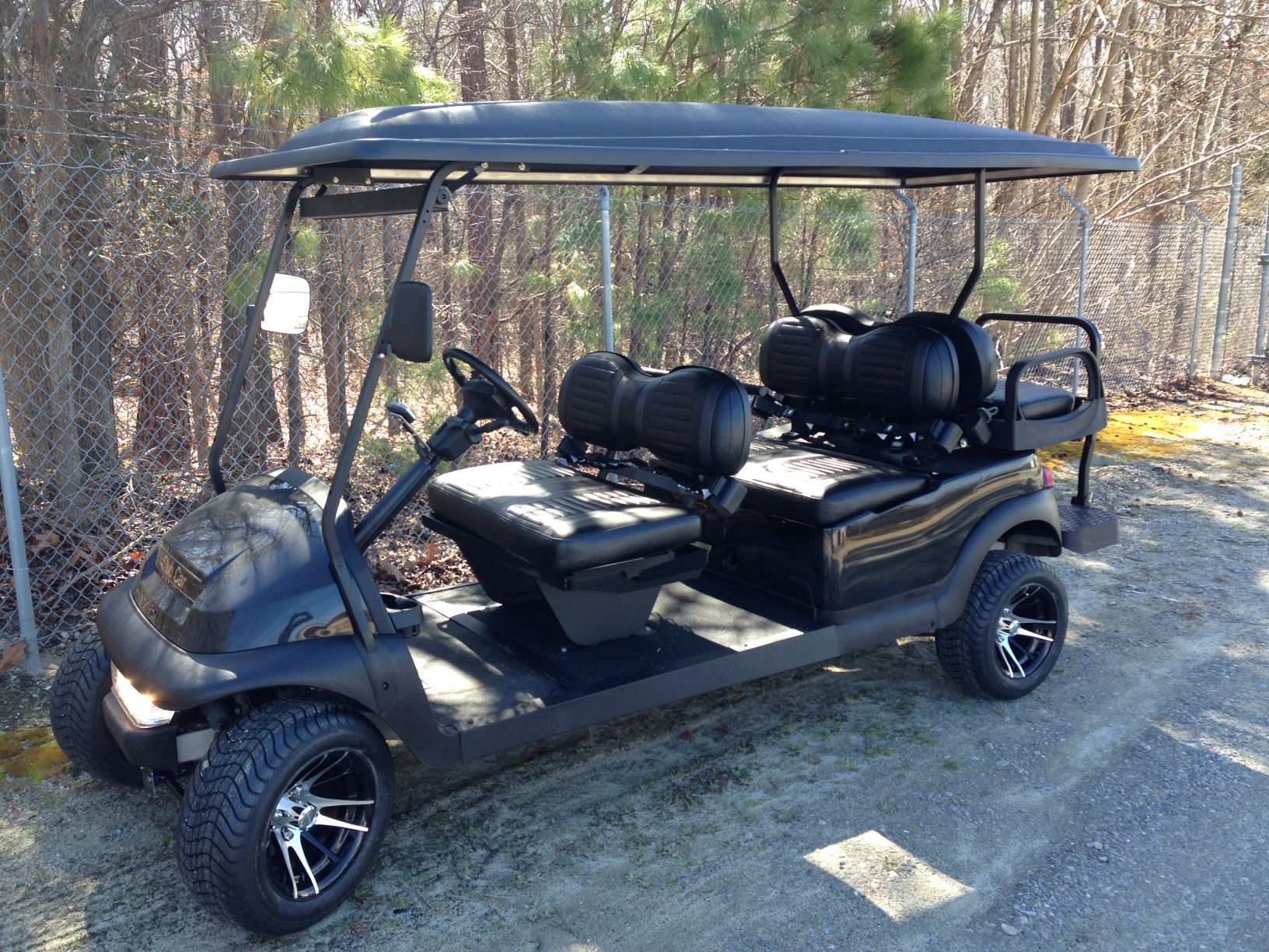 Custom Golf Carts for Sale | Street Legal Golf Carts in ...