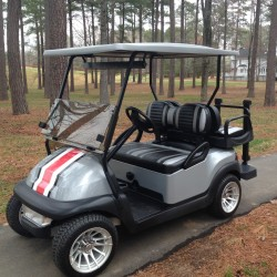 Custom Golf Cart Ohio State