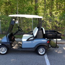 Custom Street Legal Golf Cart