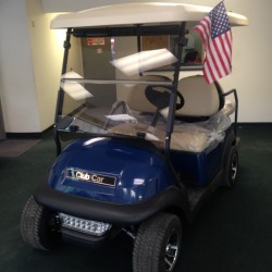 Brand New Club Car Precedent