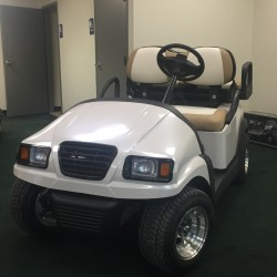 Pearl Convertible Club Car Precedent