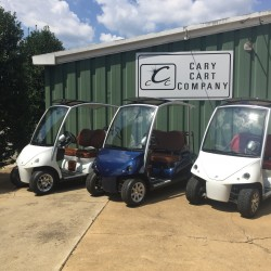 Garia Golf Car Picture