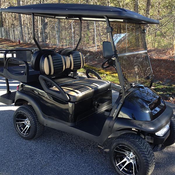 Golf Cart Conversion