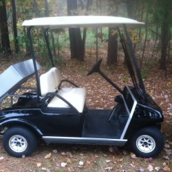Commercial Street Legal Golf Cart