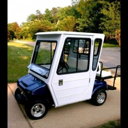 Street Legal Golf Cart with Doors