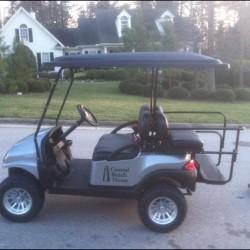 Company Golf Cart