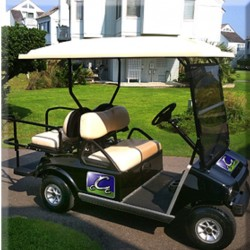 Commercial Golf Cart