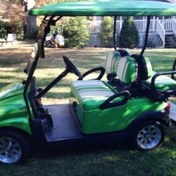 Green Street Legal Golf Cart