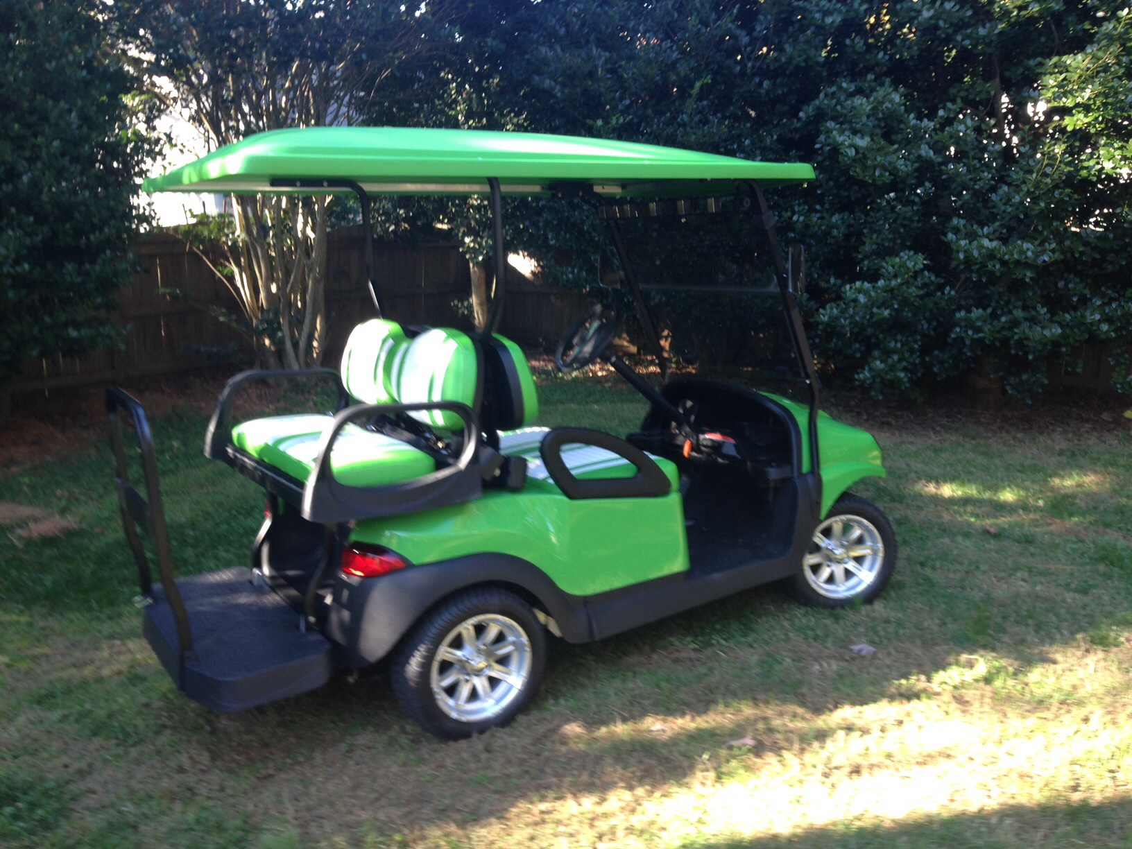 Golf Cart Gallery - Custom & Street Legal Golf Carts ...