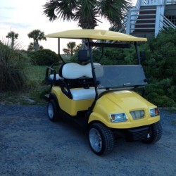 Phantom Yellow Club Car Precedent