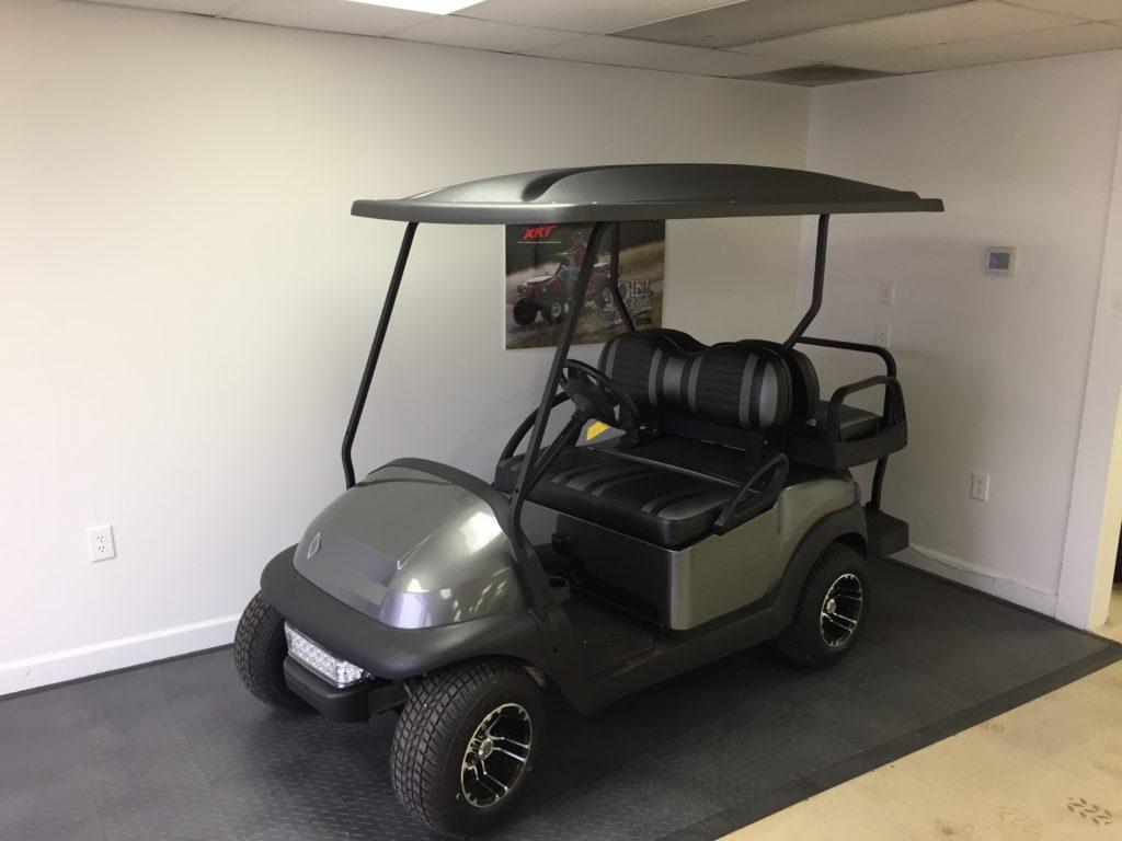 Graphite Club Car Precedent