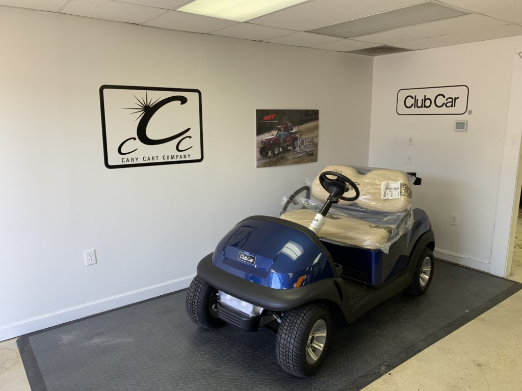 2019 Club Car Precedent