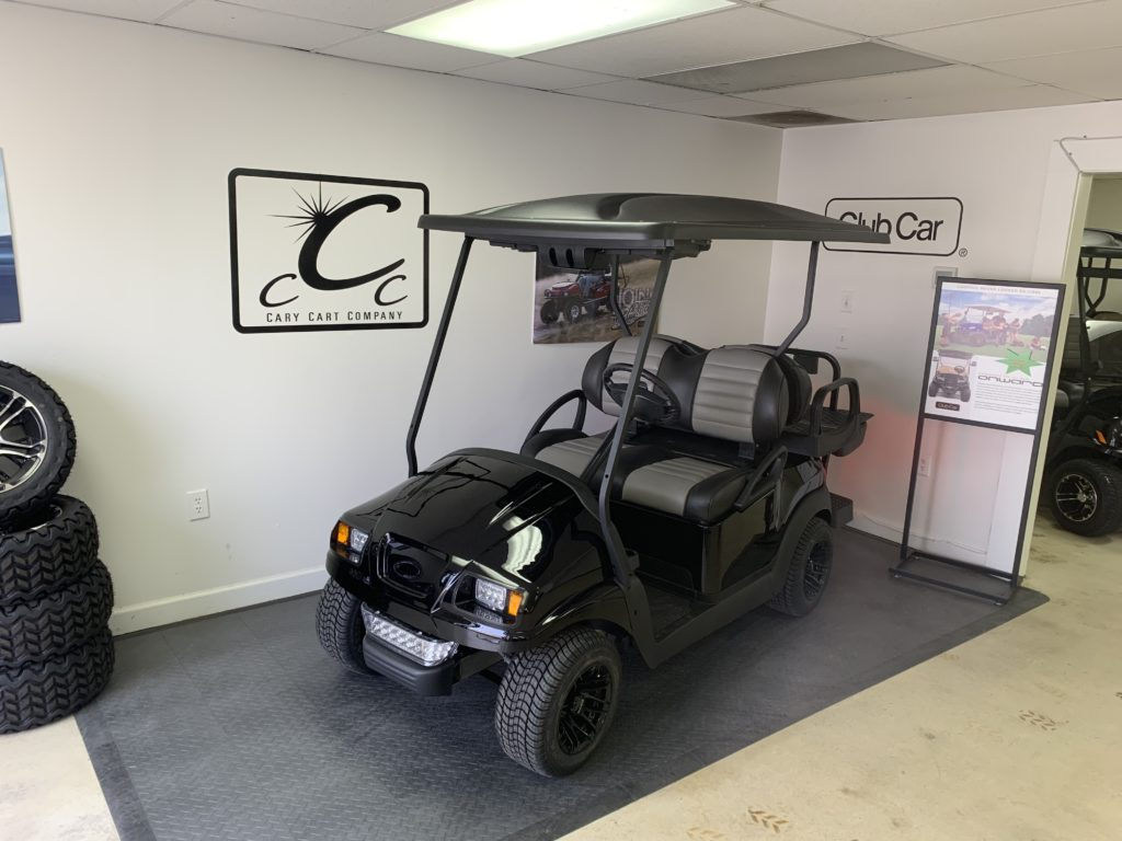 Club Car Phantom Black
