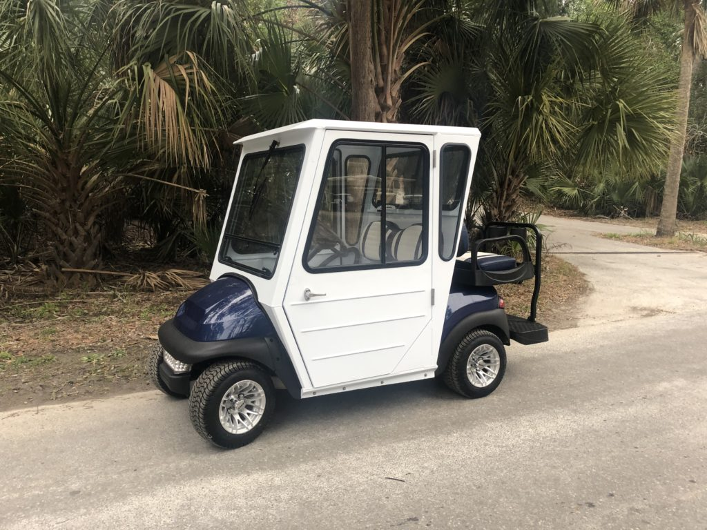 Club Car Precedent Cab Cart