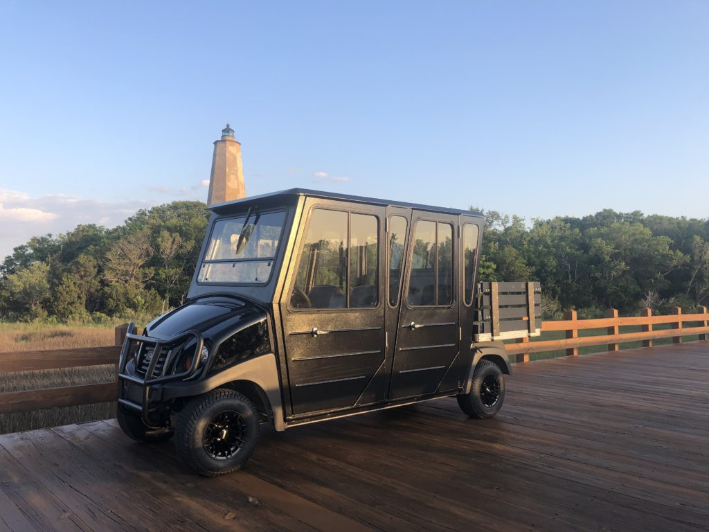 4 Door Cab Cart