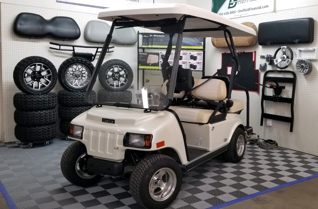 2021 Club Car LSV