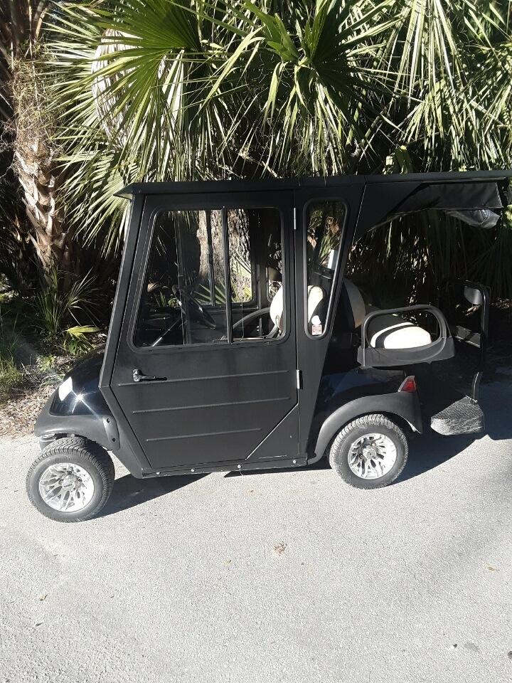 2015 Precedent Cab Cart