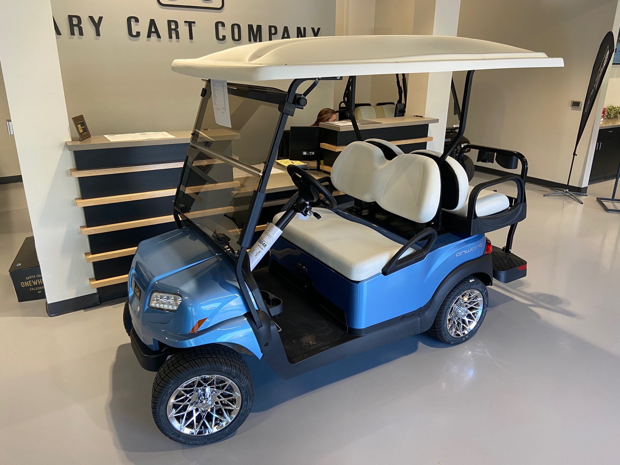 Club Car Onward