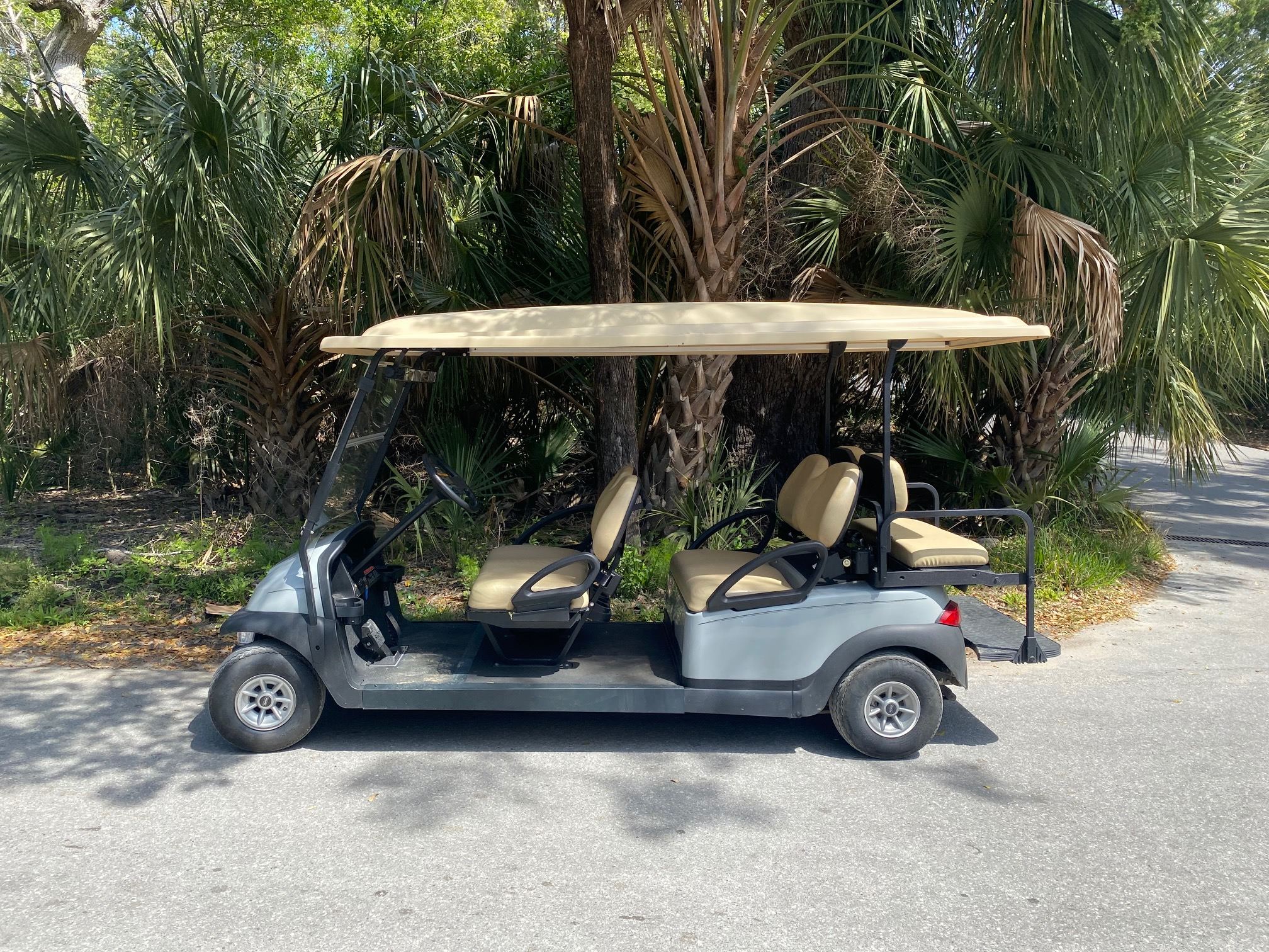Club Car Precedent Limo